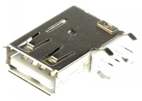 996580003981 USB JACK 4P TYPE A DIP PHILIPS,0