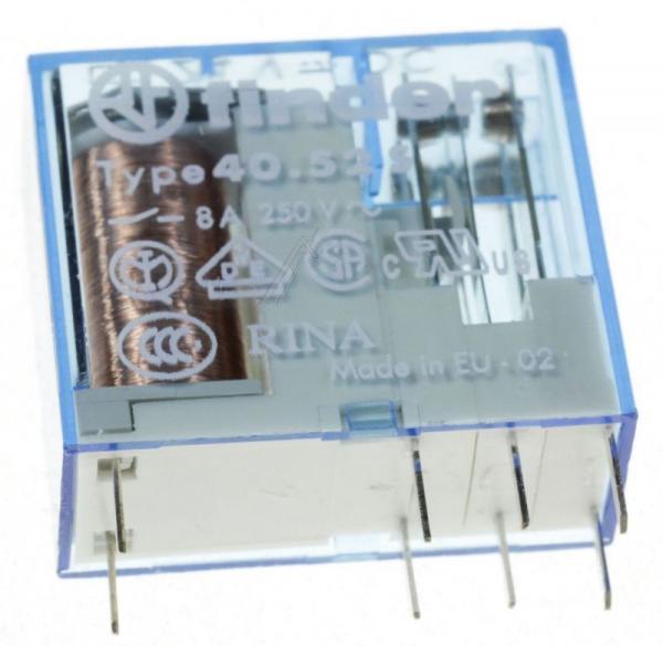 405270240000 24VDC8A250VAC RELAIS, 2 WECHSLER FINDER,0