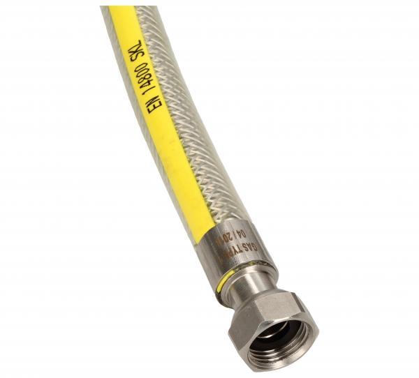 Wąż gazowy elastyczny 1,5m,1