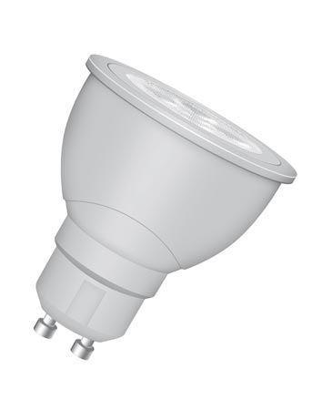 PPPAR16D50365,9W940230VGU10 LED-LAMP/MULTI-LED, GU10, 5.9 W, 230 V OSRAM,0