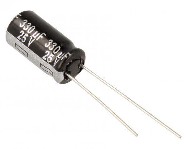 330uF | 25V Kondensator elektrolityczny 105°C EEUEB1E3318mm,0