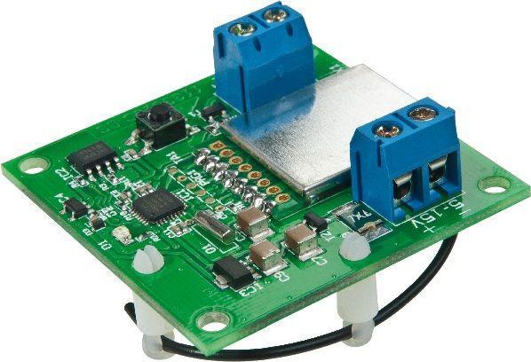 104895 HMLCSW1BAPCB FUNK-SCHALTAKTOR, 1 FACH, 5-15VDC EQ-3,0