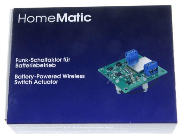 104895 HMLCSW1BAPCB FUNK-SCHALTAKTOR, 1 FACH, 5-15VDC EQ-3,1