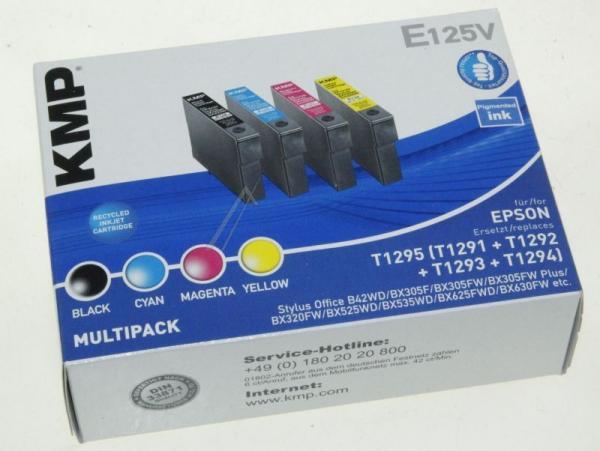 E125V 1617,4050 Zestaw tuszy KMP,1
