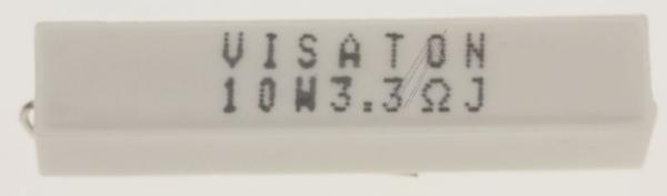 3.3R   10W   Rezystor drutowy 10W3,3R,0