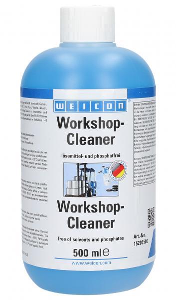 Preparat czyszczący (płyn) WORKSHOPCLEANER uniwersalny Weicon 500ml,0