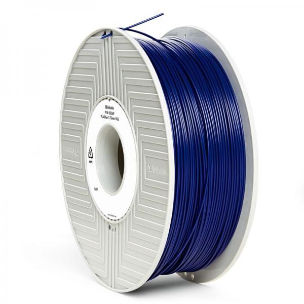 Włókno | Filament PLA 1.75mm Verbatim 55269 (niebieski),0
