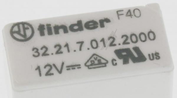 322170122000 12VDC6A250VAC RELAIS, 1 WECHSLER FINDER,0