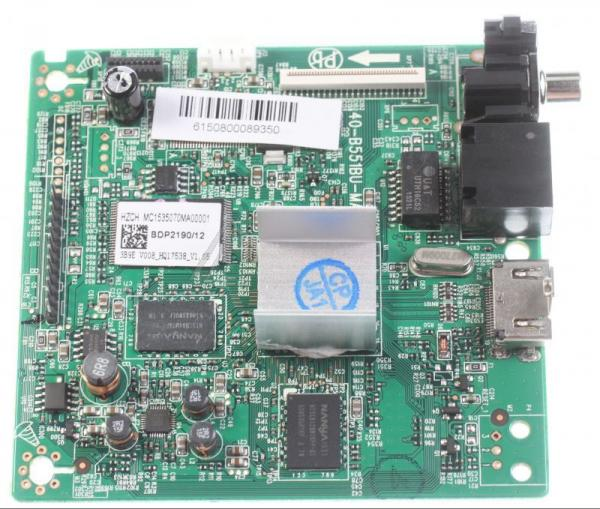996580004637 ASSY-MAIN BOARD BDP2190/12 PHILIPS,0