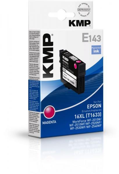 E143 1621,4006 TINTENPATRONE, MAGENTA KMP,0