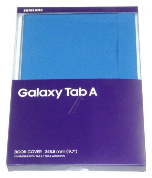 EFBT550BLEGWW Pokrowiec typu book cover dla Galaxy Tab A 9.7 niebieski SAMSUNG,3
