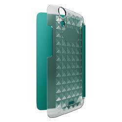 Pokrowiec | Etui Flip Cover do smartfona WIKO RAINBOW JAM 95331 (turkusowe),1