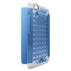 Pokrowiec | Etui Flip Cover do smartfona WIKO RAINBOW JAM 95341 (niebieskie),1