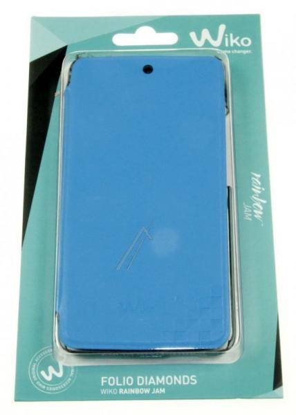 Pokrowiec | Etui Flip Cover do smartfona WIKO RAINBOW JAM 95341 (niebieskie),2