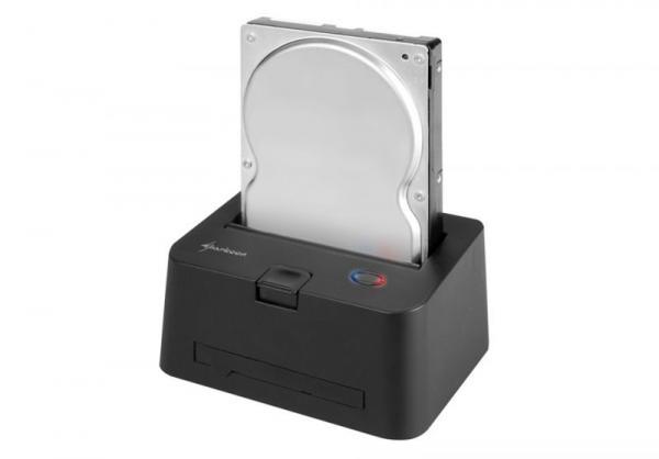 4044951011797 QUICKPORTCOMBO DOCKINGSTATION, SATA/IDE, USB3.0 SHARKOON,0