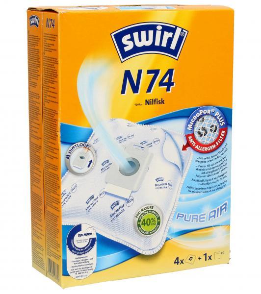 Worek do odkurzacza  - oryginał: N74,0