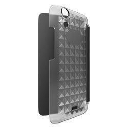 Pokrowiec | Etui Flip Cover do smartfona WIKO RAINBOW JAM 95311 (czarne),1