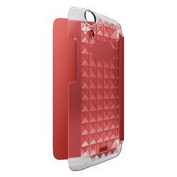 Pokrowiec | Etui Flip Cover do smartfona WIKO RAINBOW JAM 95351 (czerwone),1