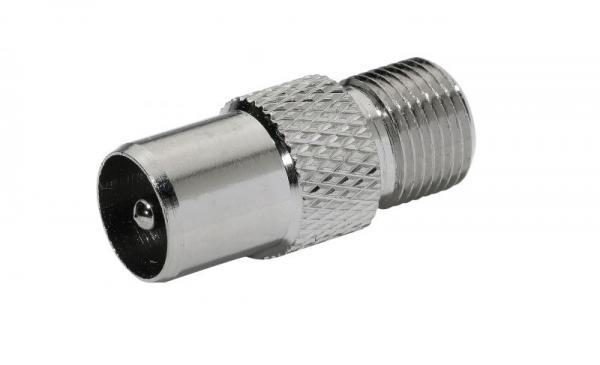 17706 DV52 Adapter f gn/wt iec WISI,0