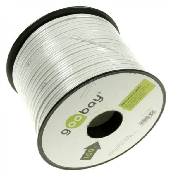 Kabel głośnikowy 0.75mm x2,0
