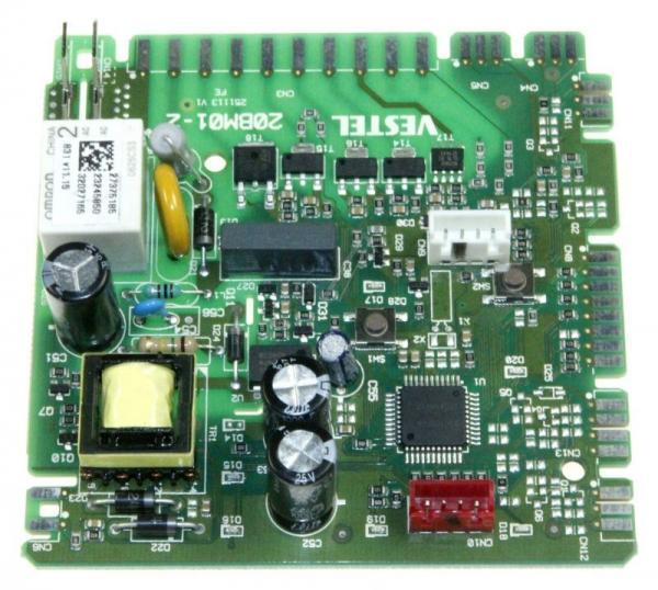 20866624 ELEC.CARD LABEL VC13/1800W VESTEL,0