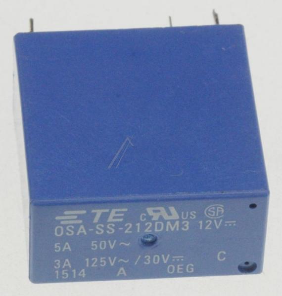 Przekaźnik 12VDC3A125VAC,0