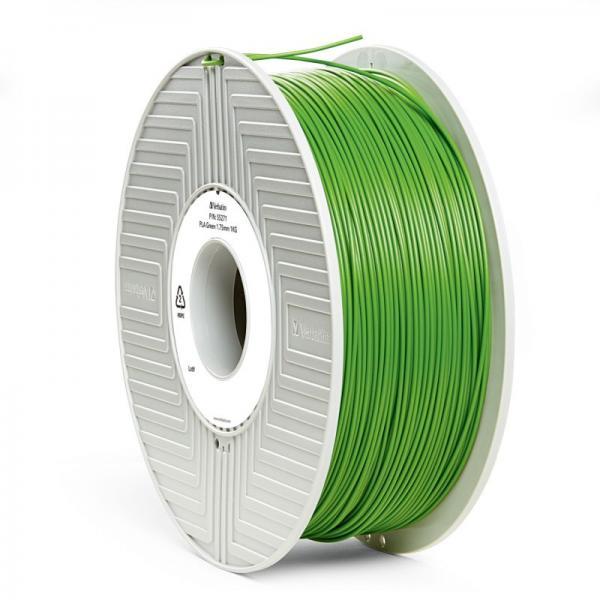 Włókno | Filament PLA 1.75mm Verbatim 55271 (zielony),0