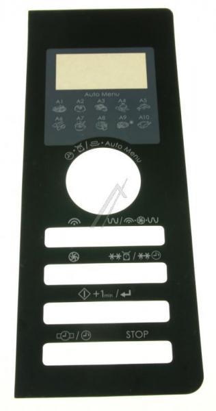 Nakładka | Wkładka panelu sterowania do mikrofalówki 261820903160,0