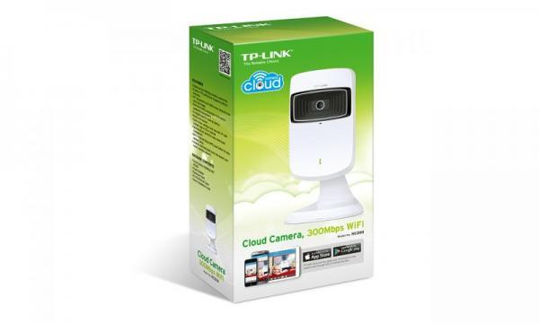 Kamera bezprzewodowa do monitoringu NC200,2
