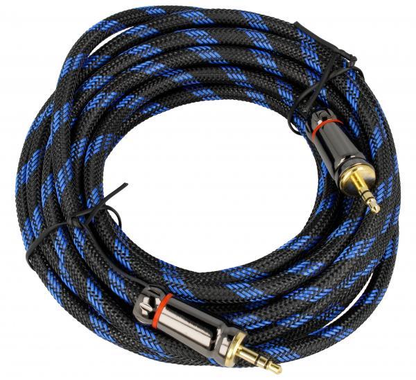 Kabel Jack 3,5mm stereo (wtyk/ wtyk),0