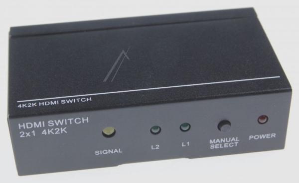 Switch HDMI (gniazdo x2/ gniazdo),0