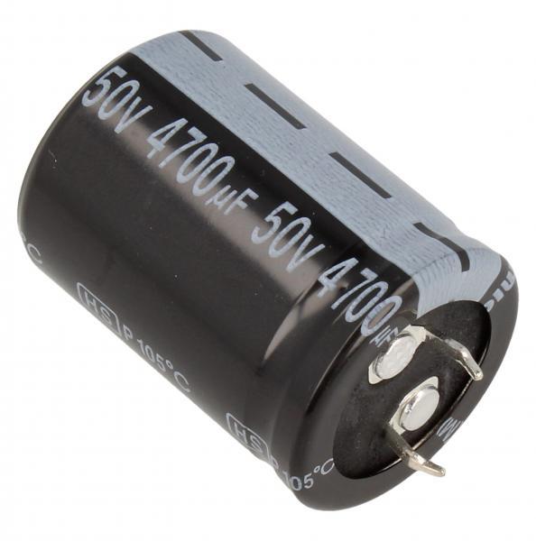 4700uF | 50V Kondensator elektrolityczny 105°C 35mm/25mm,0