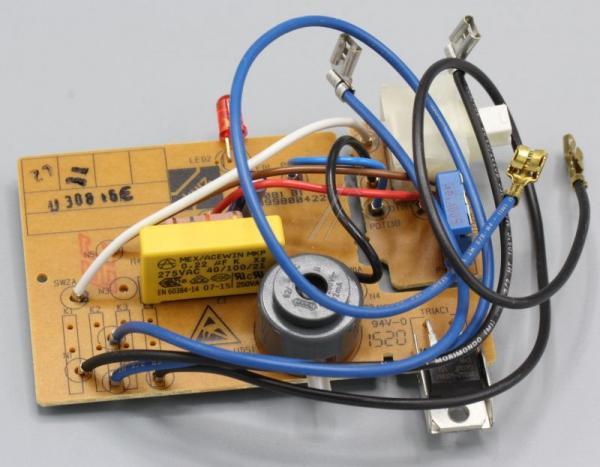 12005077 MOTOR MODULE - PCB KONST FD K WITH LITZ WIRE BOSCH/SIEMENS,0