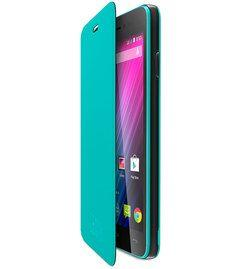 Pokrowiec   Etui Flip Cover do smartfona WIKO LENNY 93631 (turkusowy),0