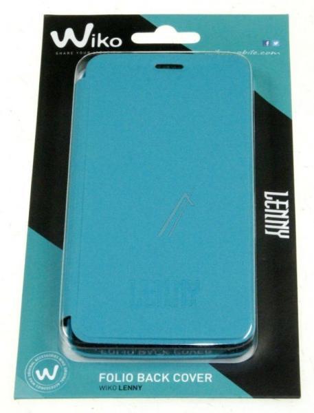 Pokrowiec   Etui Flip Cover do smartfona WIKO LENNY 93631 (turkusowy),1