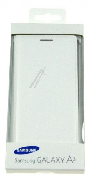 Pokrowiec | Etui Flip Cover do smartfona Galaxy A3 EFFA300BWEGWW (białe),3