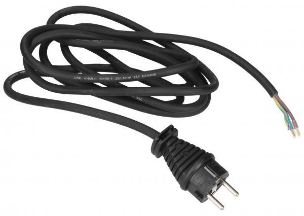 Kabel zasilający 3m Brennenstuhl 1160330,0