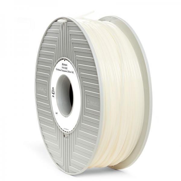 Włókno   Filament PLA 2.85mm Verbatim 55282 (transparentny),0