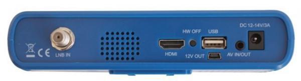 P9021 9021 Miernik DVB-S/S2 PEAKTECH,2