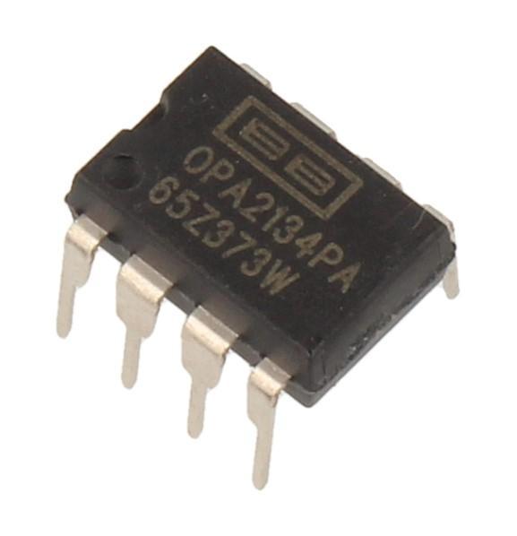 OPA2134PA Układ scalony,0