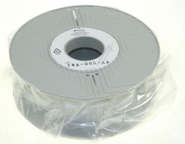Włókno | Filament PRIMALLOY 1.75mm Verbatim 55500 (biały),2