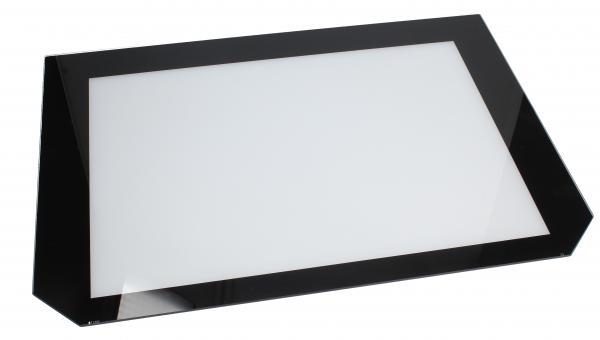 454685 DOOR GLASS-INNER NG3 PYRO-FL 9005 GORENJE,0