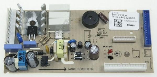 4943832500 KONTROL KART GR U-1 NF SF LD LARDER ARCELIK,0