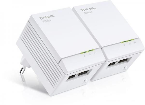 Transmiter | Adapter Powerline zestaw TP-Link TLPA4020KIT,0