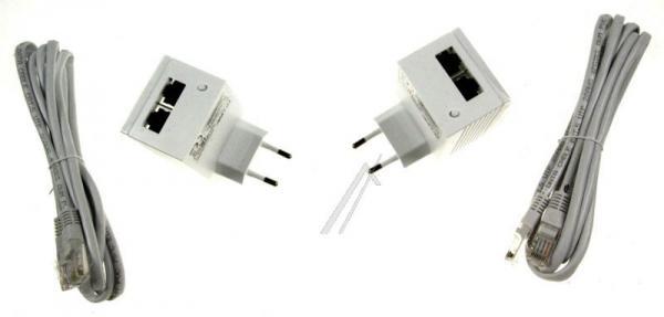 Transmiter | Adapter Powerline zestaw TP-Link TLPA4020KIT,2
