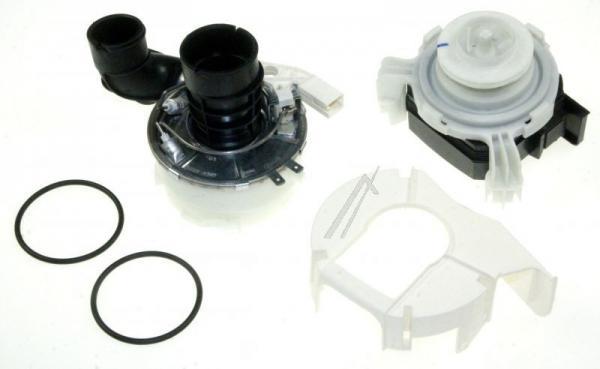 Pompa myjąca z turbiną i grzałką do zmywarki 4055310058,0
