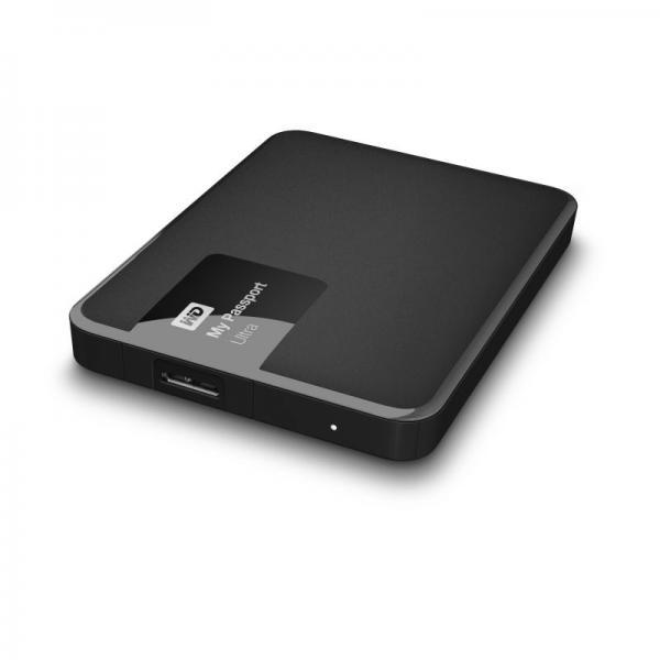 "WDBWWM5000ABKEESN MYPASSPORTULTRA 500GB 2,5\""/USB3.0 FESTPLATTE, BK WESTERN DIGITAL,0"