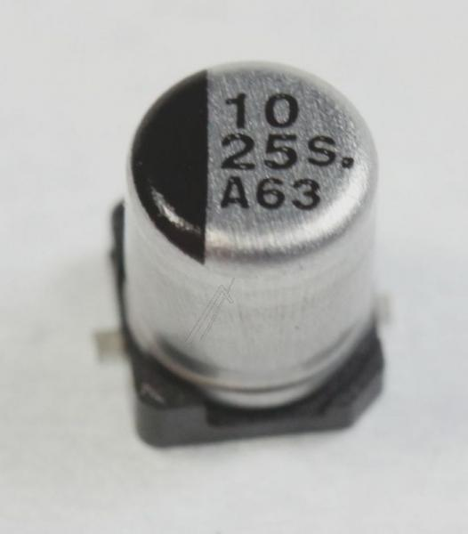 EEE1EA100WR 10UF25V Kondensator smd 85° 4X5,4MM PANASONIC,0