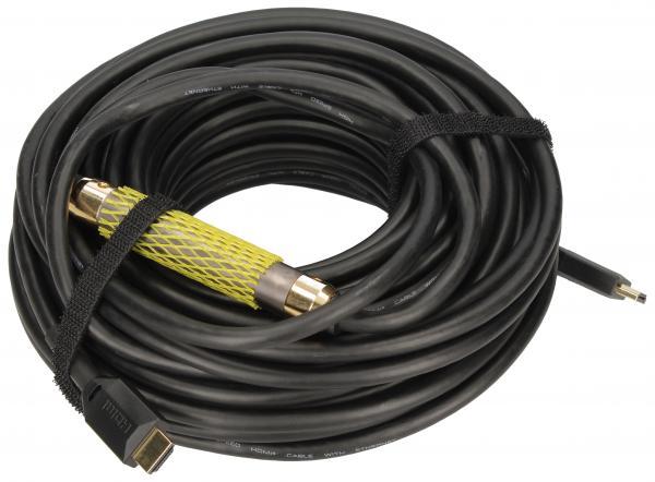 Kabel HDMI 25m (wtyk/wtyk),0