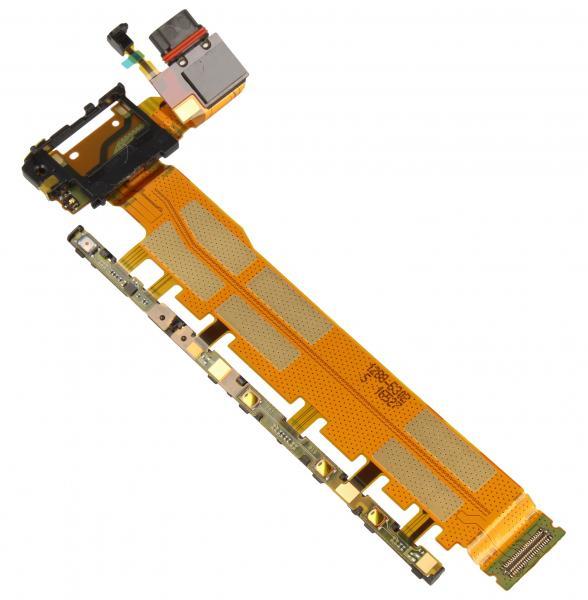 Przyciski boczne power, głośności E6553 z taśmą i gniazdem USB do smartfona Sony 12886302,0
